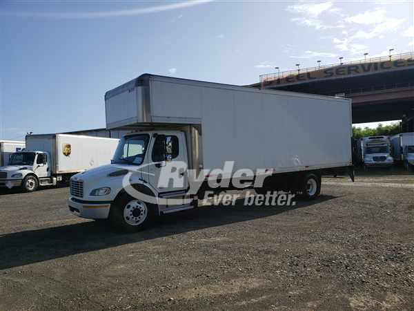 2015 Freightliner M2 106 4x2, Morgan Dry Freight #308017 - photo 1