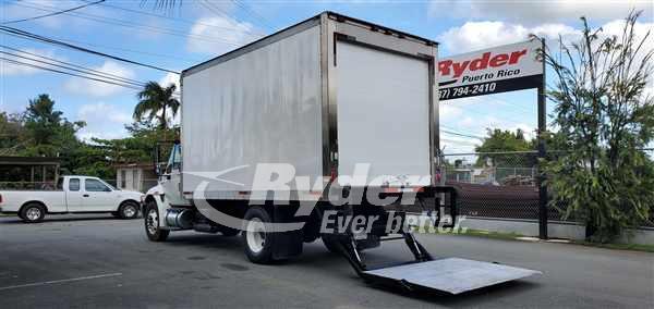 2013 International Truck 4x2, Refrigerated Body #489044 - photo 1