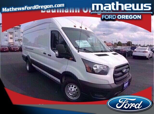 2020 Ford Transit 350 HD High Roof DRW RWD, Empty Cargo Van #49670 - photo 1