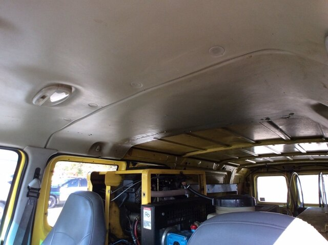 2003 Ford E-350 RWD, Upfitted Cargo Van #49723A - photo 1