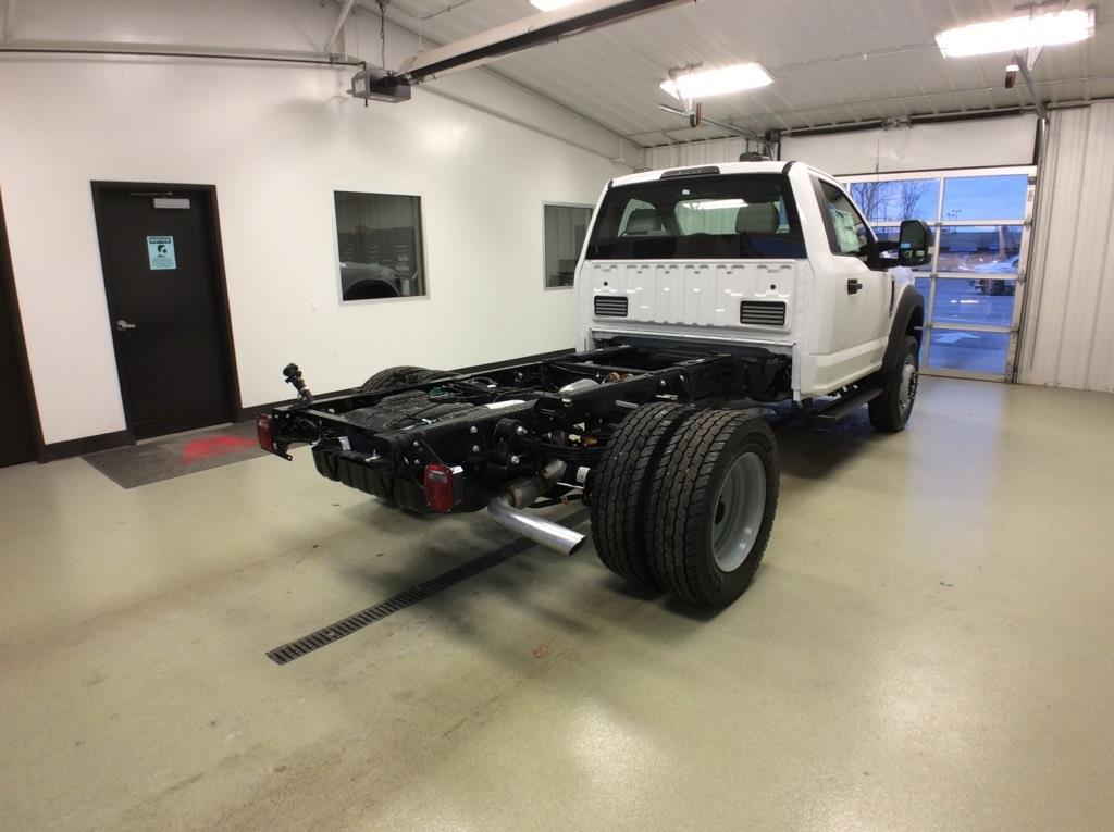 2020 Ford F-600 Regular Cab DRW 4x4, Cab Chassis #50020 - photo 1