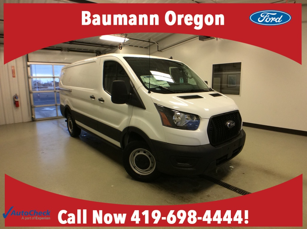 2021 Ford Transit 350 Low Roof 4x2, Empty Cargo Van #R50381 - photo 1