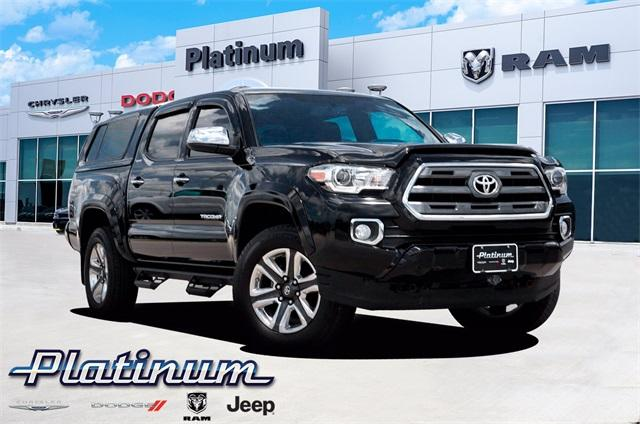 2017 Toyota Tacoma Double Cab RWD, Pickup #D200540A - photo 1