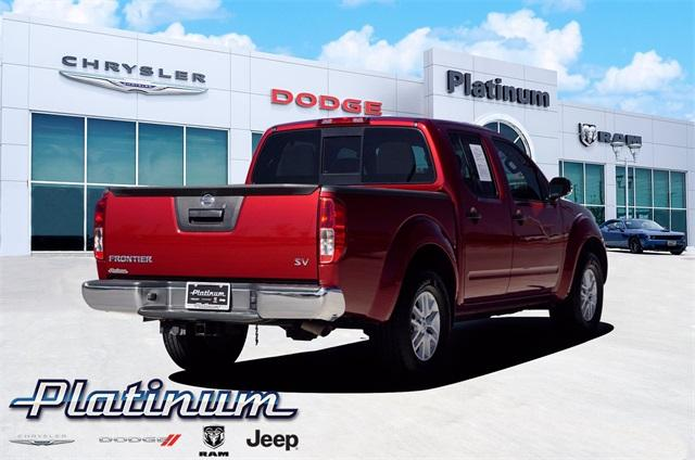 2019 Nissan Frontier Crew Cab 4x2, Pickup #D200881A - photo 1
