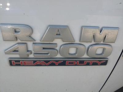 2018 Ram 4500 Crew Cab DRW 4x4,  Platform Body #DA00178 - photo 11