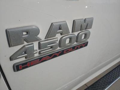 2018 Ram 4500 Crew Cab DRW 4x4,  Platform Body #DA00178 - photo 9