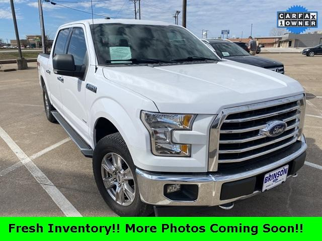2017 Ford F-150 SuperCrew Cab 4x4, Pickup #PC1009 - photo 1