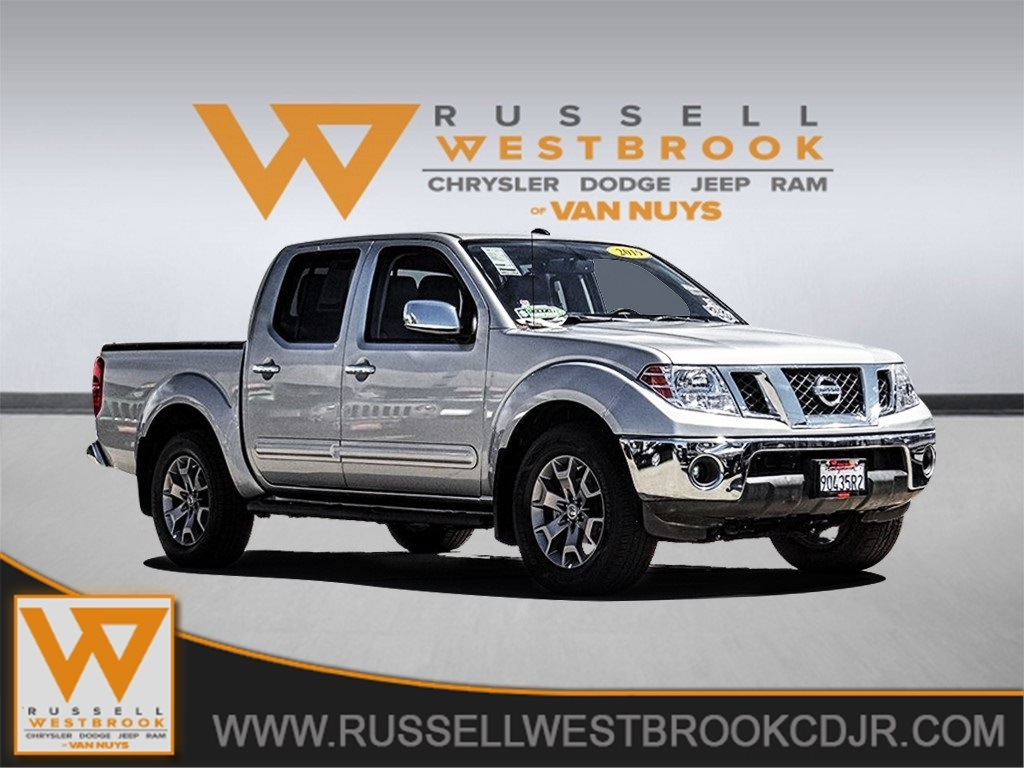 2019 Nissan Frontier Crew Cab 4x4, Pickup #PV3706 - photo 1