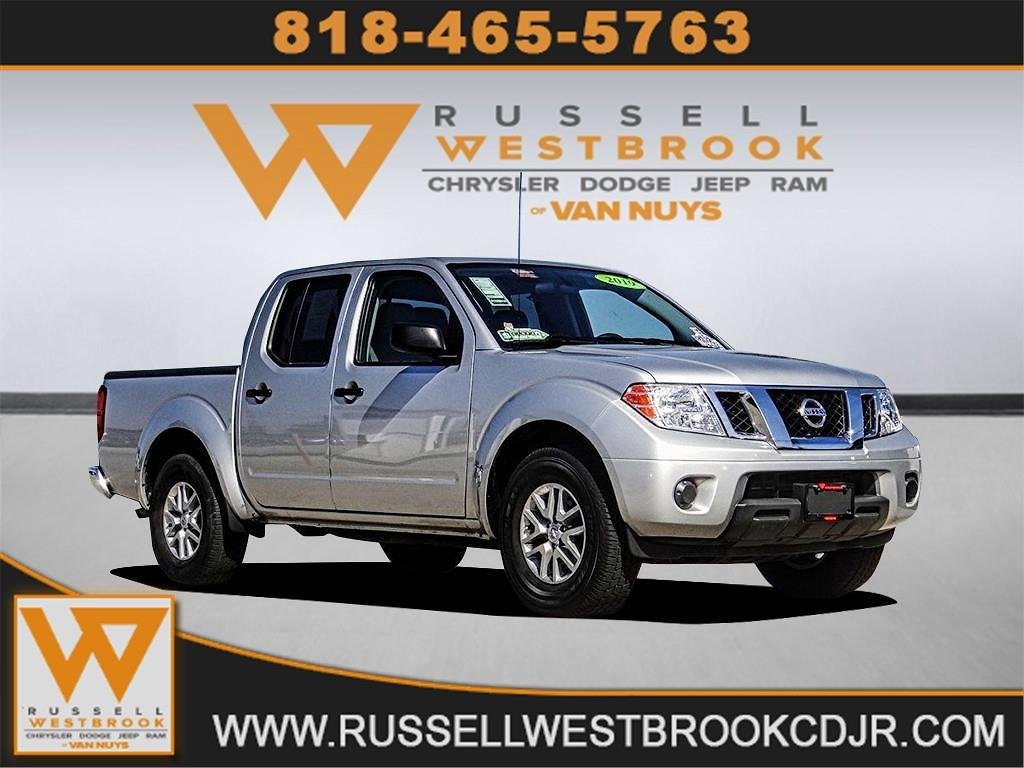 2019 Nissan Frontier Crew Cab 4x2, Pickup #PV9302R - photo 1