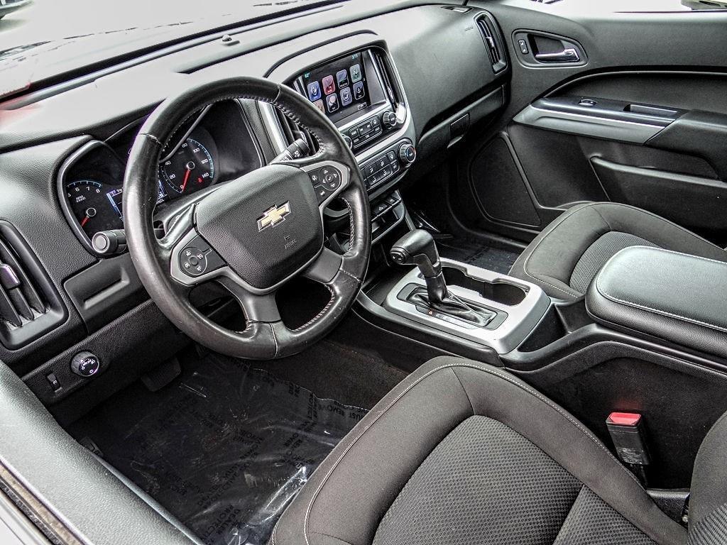 2017 Chevrolet Colorado Double Cab 4x2, Pickup #PV9414 - photo 3
