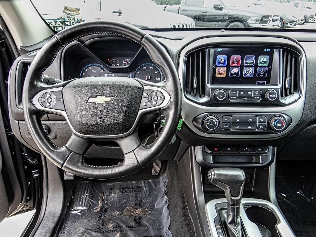2017 Chevrolet Colorado Double Cab 4x2, Pickup #PV9414 - photo 5