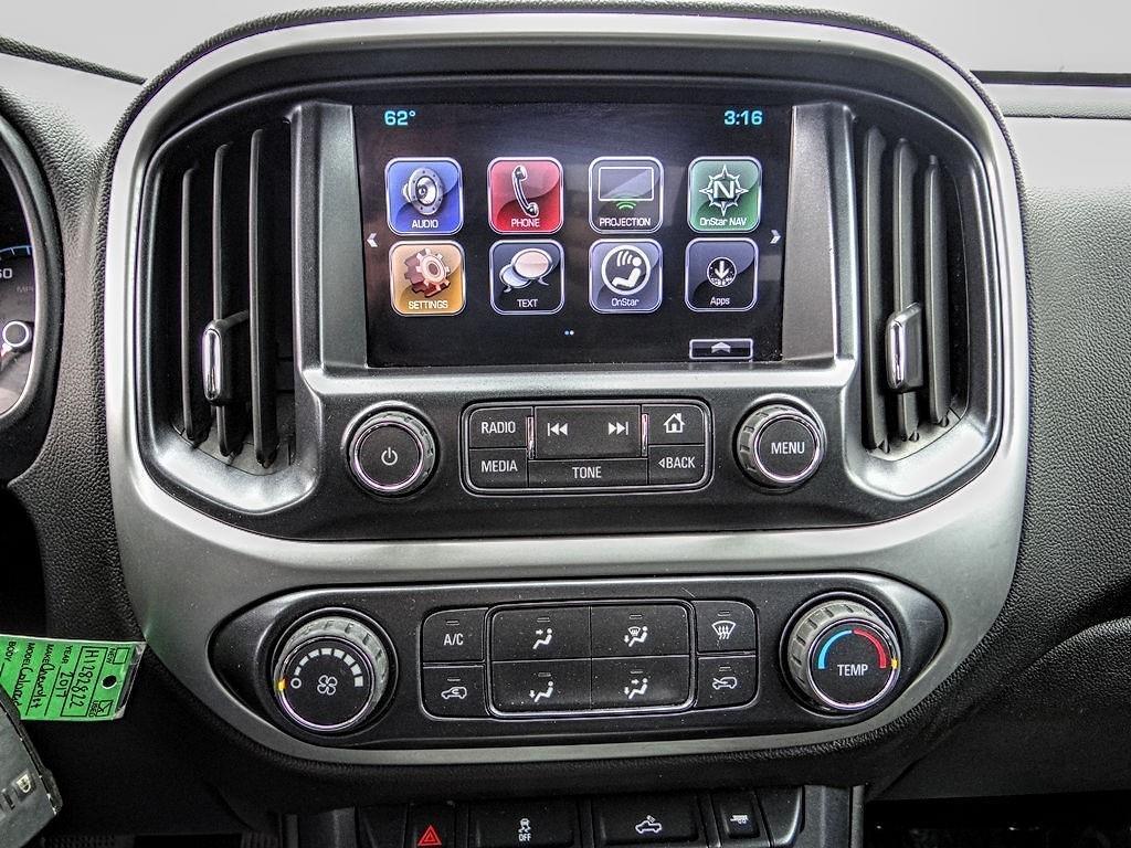 2017 Chevrolet Colorado Double Cab 4x2, Pickup #PV9414 - photo 9