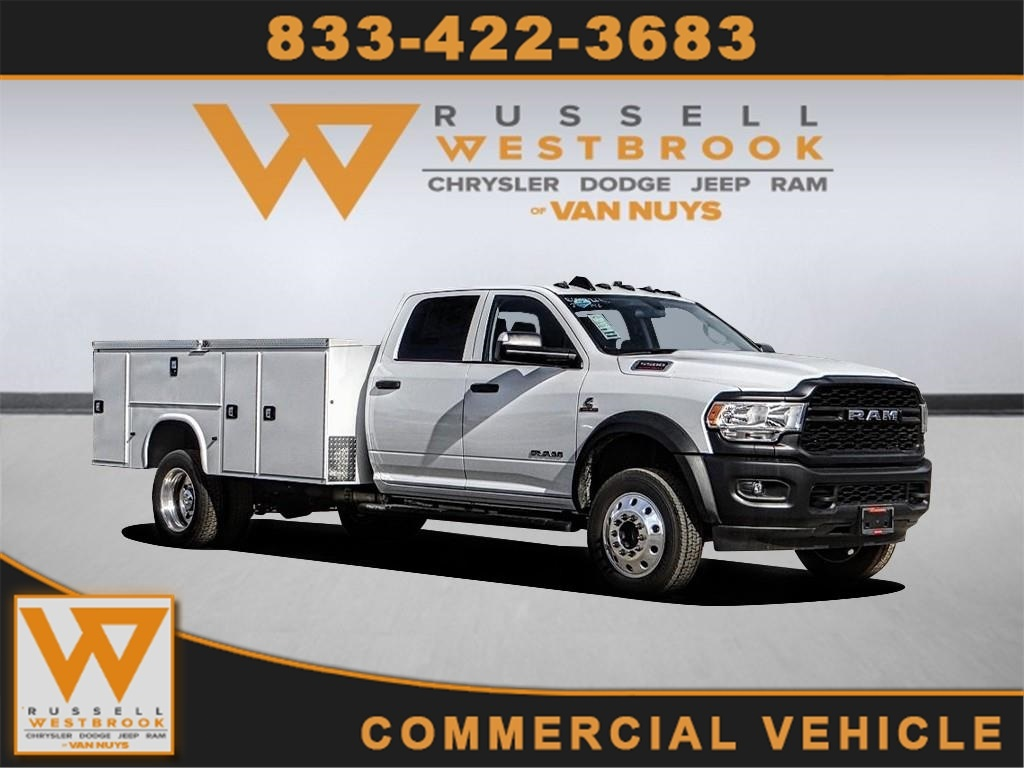 2019 Ram 5500 Crew Cab DRW 4x2, Scelzi Combo Body #RM192865 - photo 1