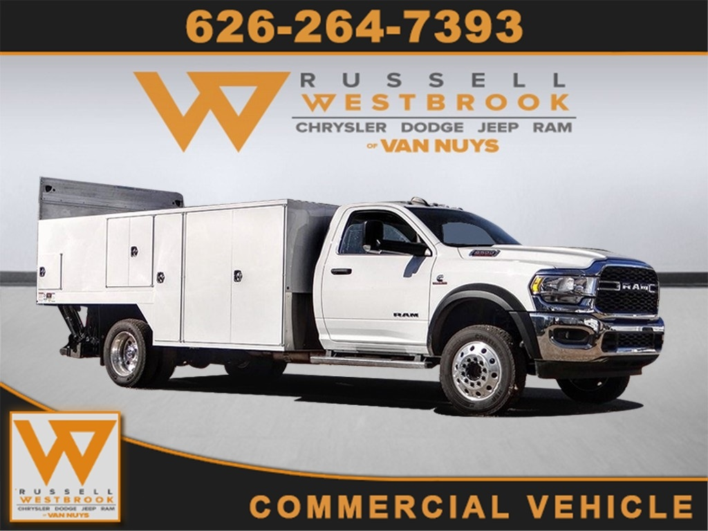 2019 Ram 5500 Regular Cab DRW 4x2, Harbor Saw Body #RM193210 - photo 1