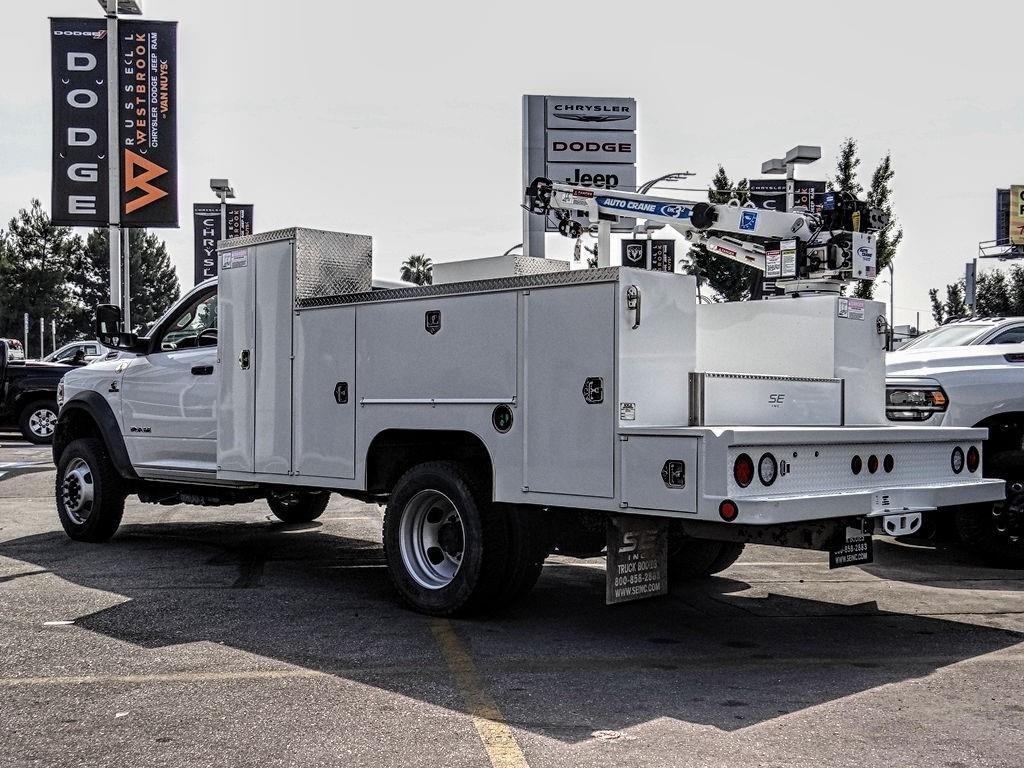2019 Ram 5500 Regular Cab DRW 4x4, Scelzi Welder Body #RM193232 - photo 1