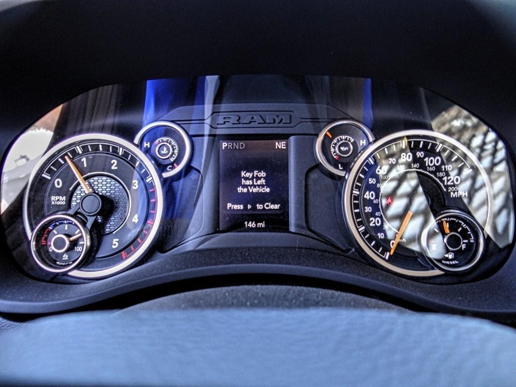 2019 Ram 5500 Regular Cab DRW 4x4, Scelzi WFB Stake Bed #RM193244 - photo 6