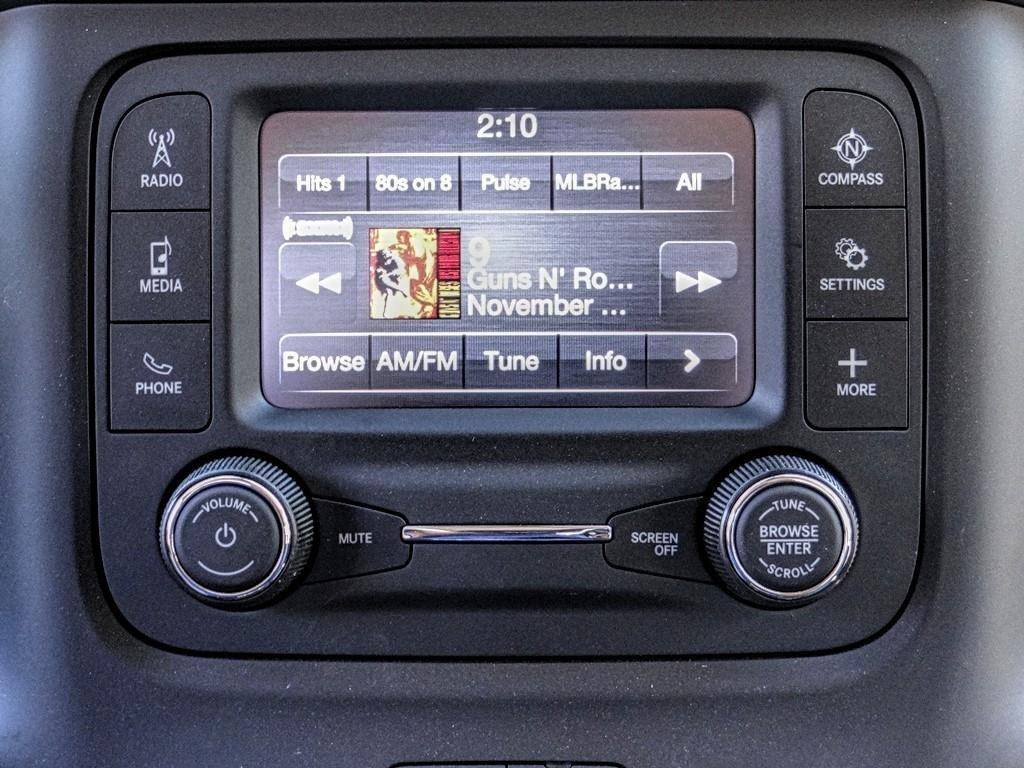 2019 Ram 5500 Regular Cab DRW 4x4, Scelzi WFB Stake Bed #RM193244 - photo 7