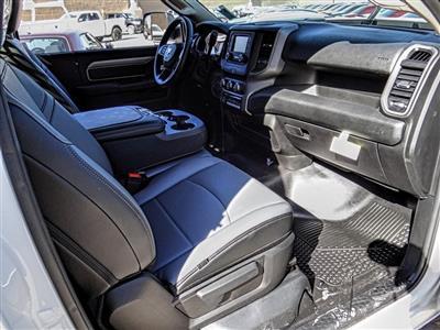 2019 Ram 5500 Regular Cab DRW 4x4, Scelzi WFB Stake Bed #RM193244 - photo 12