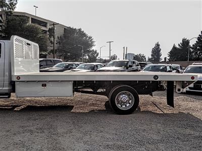 2019 Ram 5500 Regular Cab DRW 4x4, Scelzi SFB Platform Body #RM193251 - photo 12