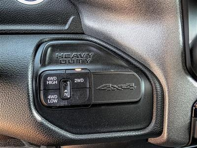 2019 Ram 5500 Regular Cab DRW 4x4, Scelzi SFB Platform Body #RM193251 - photo 7
