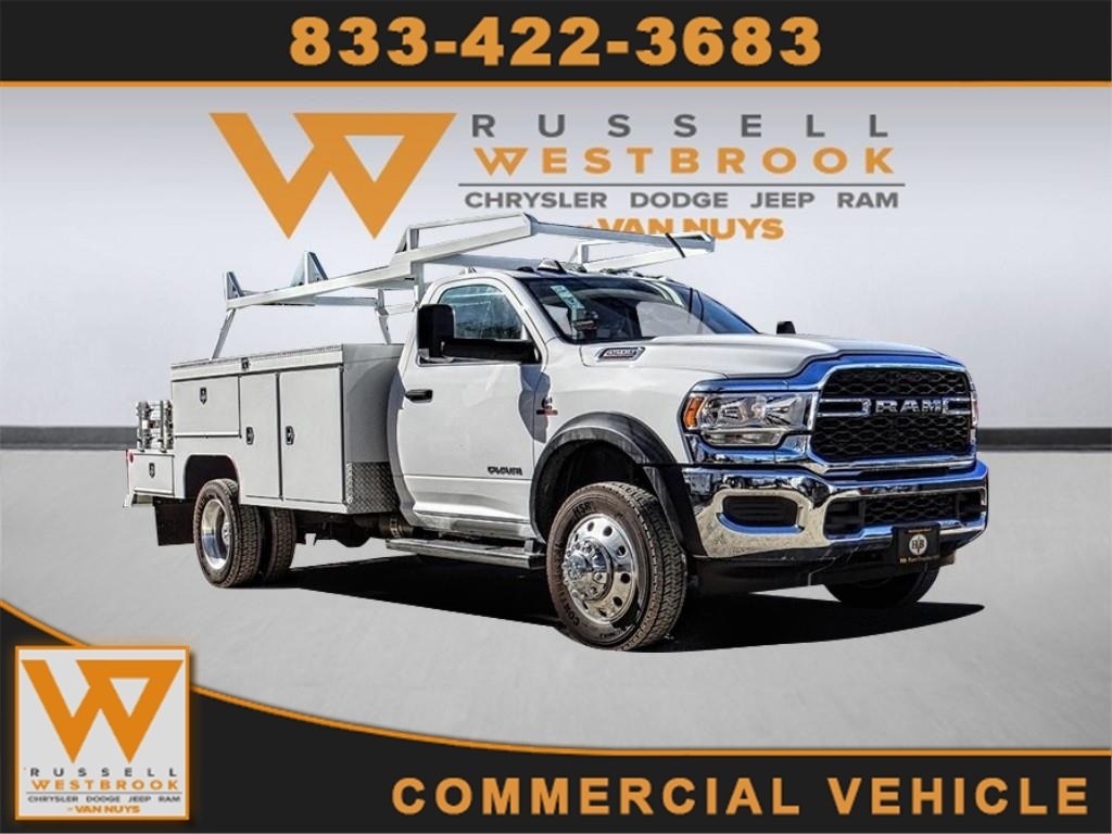 2019 Ram 5500 Regular Cab DRW 4x2, Scelzi Combo Body #RM193260 - photo 1