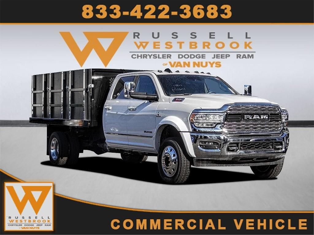 2019 Ram 4500 Crew Cab DRW 4x2, Harbor Landscape Dump #RM193270 - photo 1