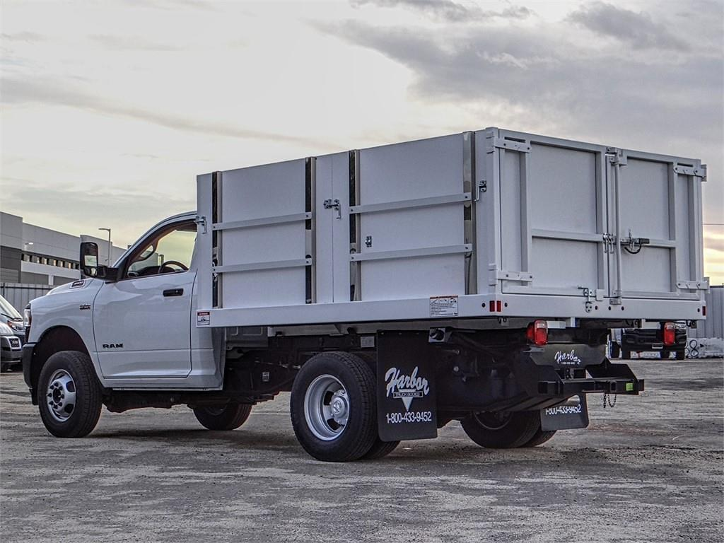 2019 Ram 3500 Regular Cab DRW 4x2, Harbor Landscape Dump #RM193271 - photo 1