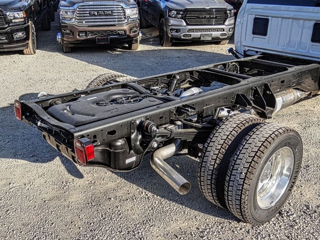 2020 Ram 4500 Regular Cab DRW 4x4, Cab Chassis #RM21021 - photo 1