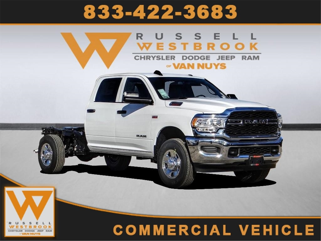 2021 Ram 2500 Crew Cab 4x4, Cab Chassis #RM210828 - photo 1