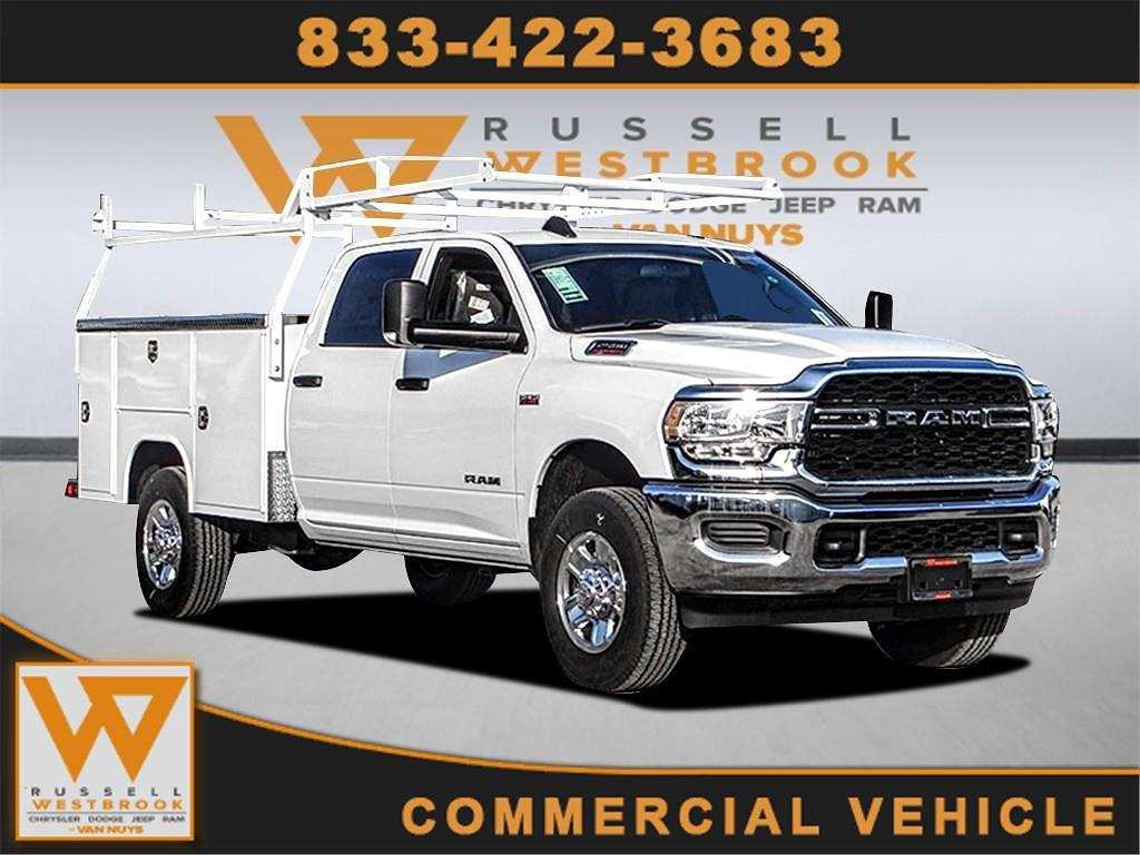 2021 Ram 2500 Crew Cab 4x4, Cab Chassis #RM210835 - photo 1
