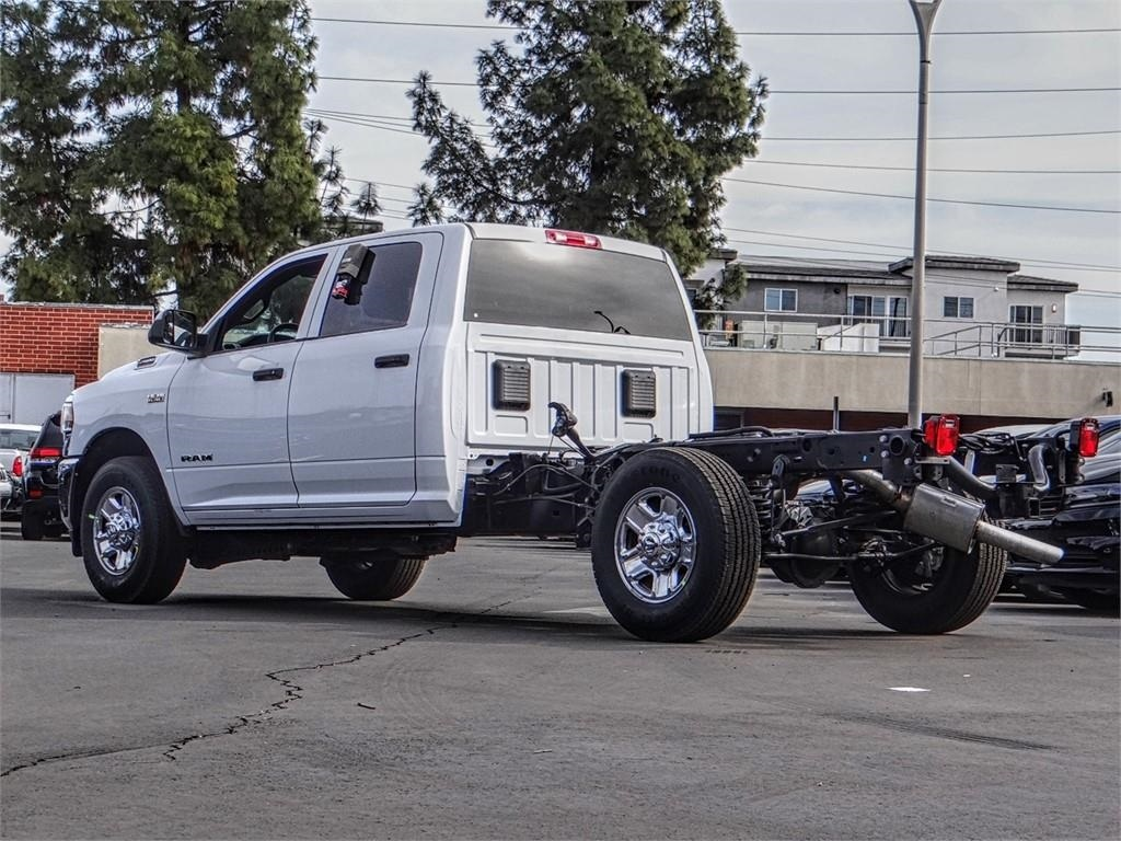 2021 Ram 2500 Crew Cab 4x2, Cab Chassis #RM210904 - photo 1