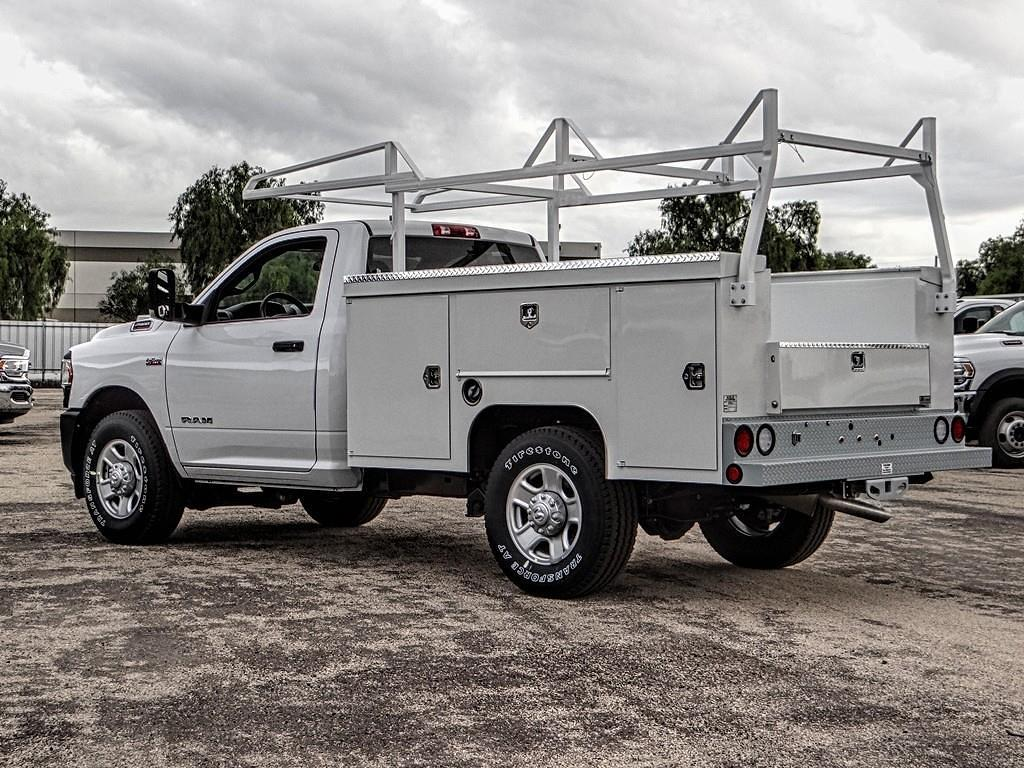2021 Ram 2500 Regular Cab 4x2, Scelzi Service Body #RM211117 - photo 1