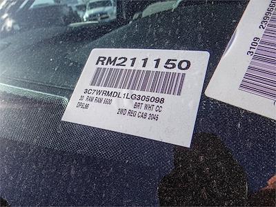 2020 Ram 5500 Regular Cab DRW 4x2, Marathon Cutaway Van #RM211150 - photo 19