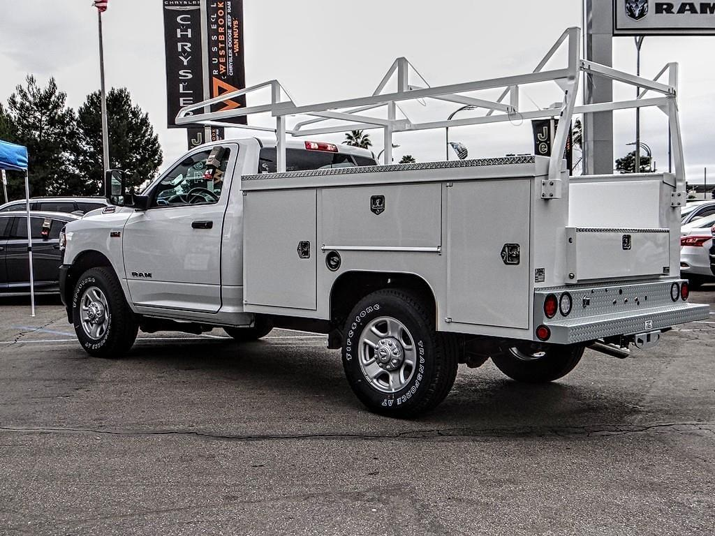 2021 Ram 2500 Regular Cab 4x2, Scelzi Service Body #RM211227 - photo 1