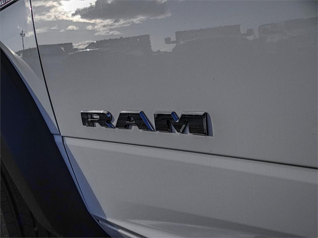 2021 Ram 5500 Regular Cab DRW 4x2, Scelzi SFB Platform Body #RM211242 - photo 15