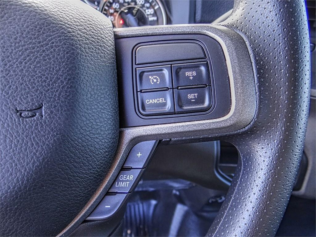 2021 Ram 5500 Regular Cab DRW 4x2, Scelzi SFB Platform Body #RM211242 - photo 6