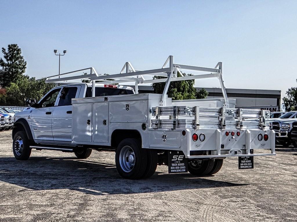2021 Ram 5500 Crew Cab DRW 4x2, Scelzi Combo Body #RM211244 - photo 1