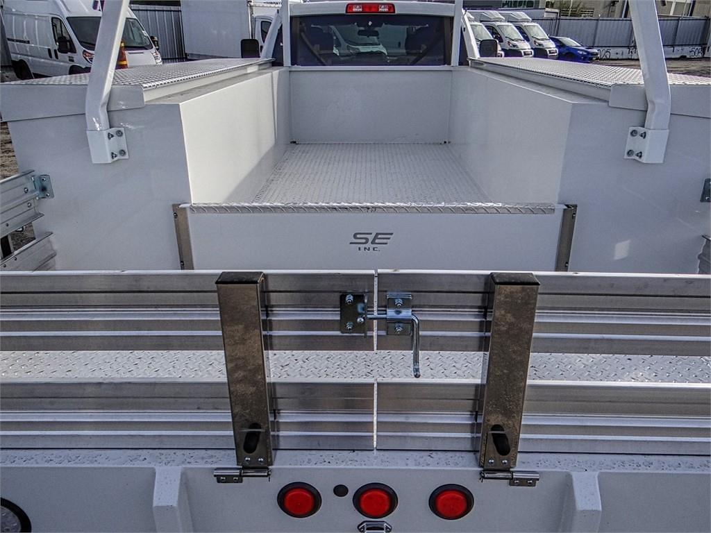 2021 Ram 5500 Crew Cab DRW 4x2, Scelzi SEC Combo Body #RM211272 - photo 13