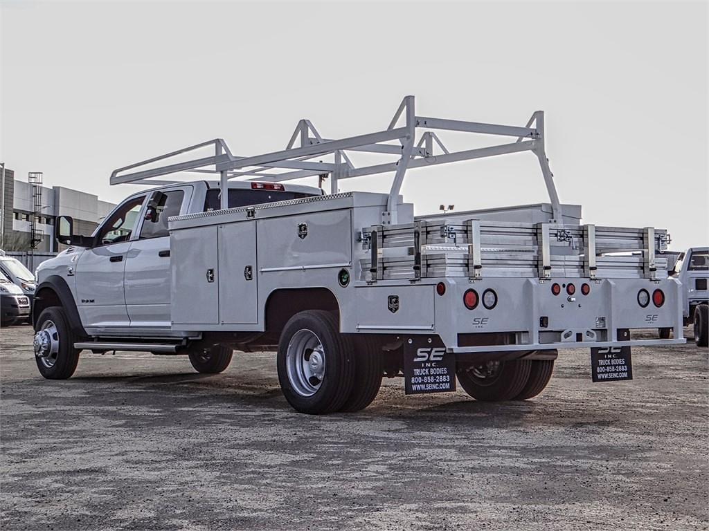 2021 Ram 5500 Crew Cab DRW 4x2, Scelzi Combo Body #RM211272 - photo 1