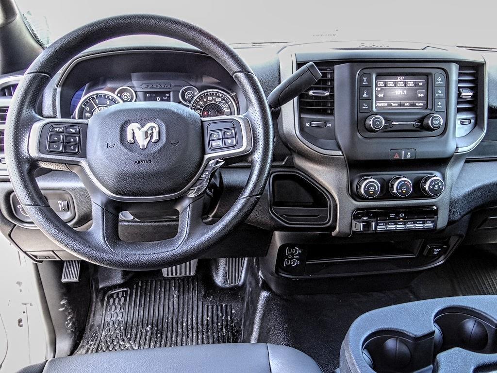 2021 Ram 4500 Regular Cab DRW 4x2, Scelzi CTFB Contractor Body #RM211300 - photo 4