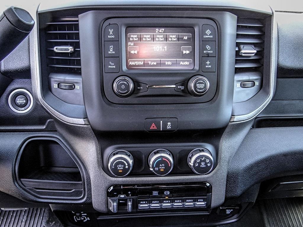 2021 Ram 4500 Regular Cab DRW 4x2, Scelzi CTFB Contractor Body #RM211300 - photo 7