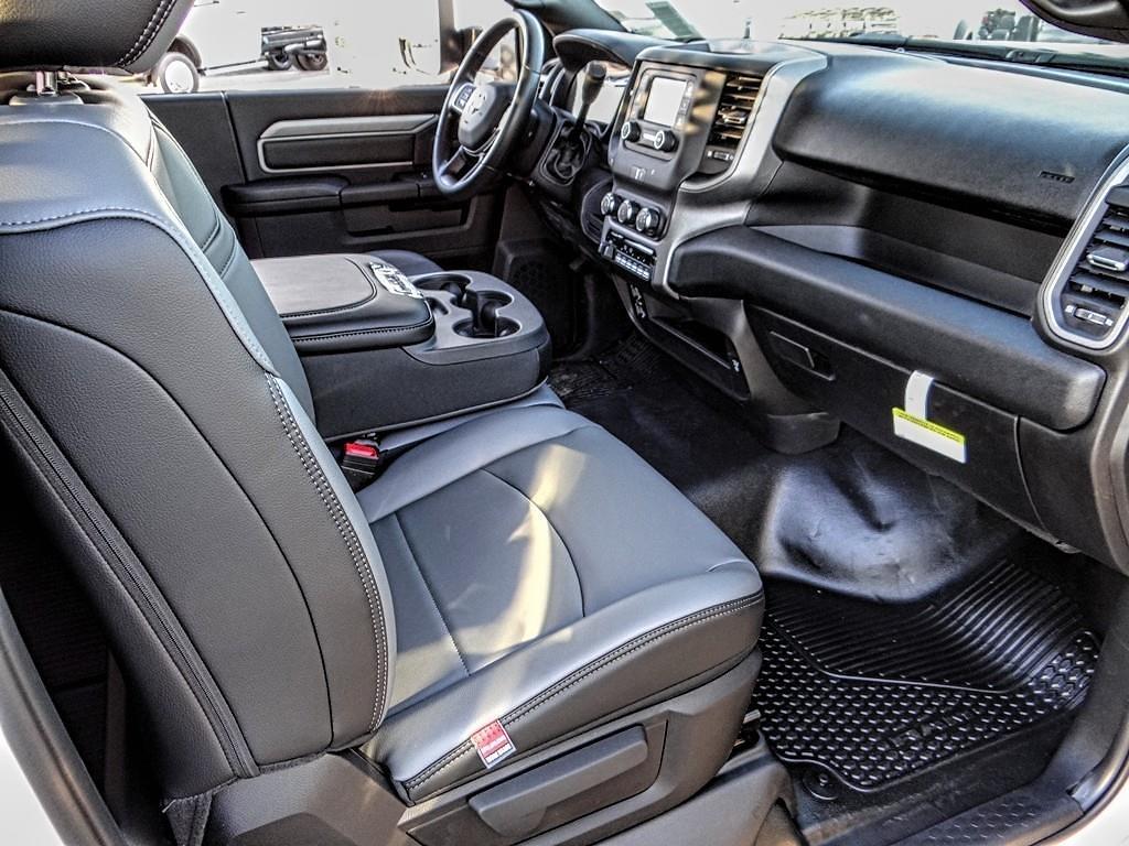 2021 Ram 5500 Regular Cab DRW 4x2, Scelzi WFB Platform Body #RM211316 - photo 11