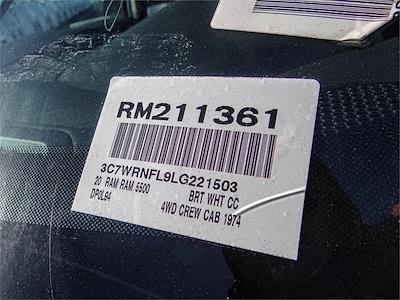 2020 Ram 5500 Crew Cab DRW 4x4, Harbor Black Boss Platform Body #RM211361 - photo 20