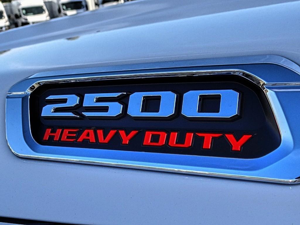 2021 Ram 2500 Crew Cab 4x2, Scelzi Crown Service Body #RM211368 - photo 16