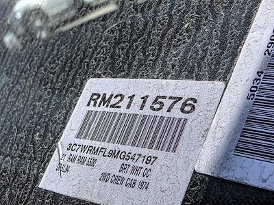 2021 Ram 5500 Crew Cab DRW 4x2, Scelzi Crown Service Body #RM211576 - photo 21