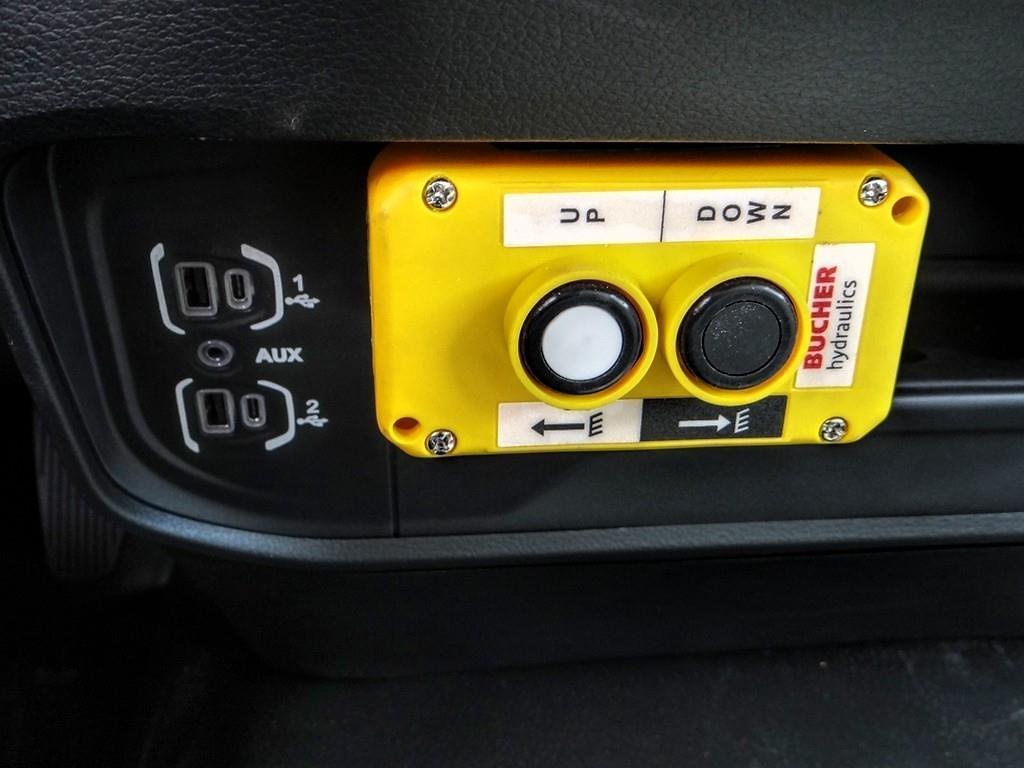 2021 Ram 5500 Regular Cab DRW 4x2, Scelzi Landscape Dump #RM211618 - photo 10