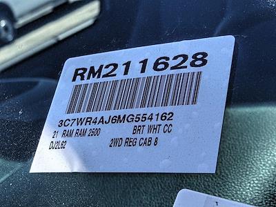 2021 Ram 2500 Regular Cab 4x2, Scelzi Crown Service Body #RM211628 - photo 17