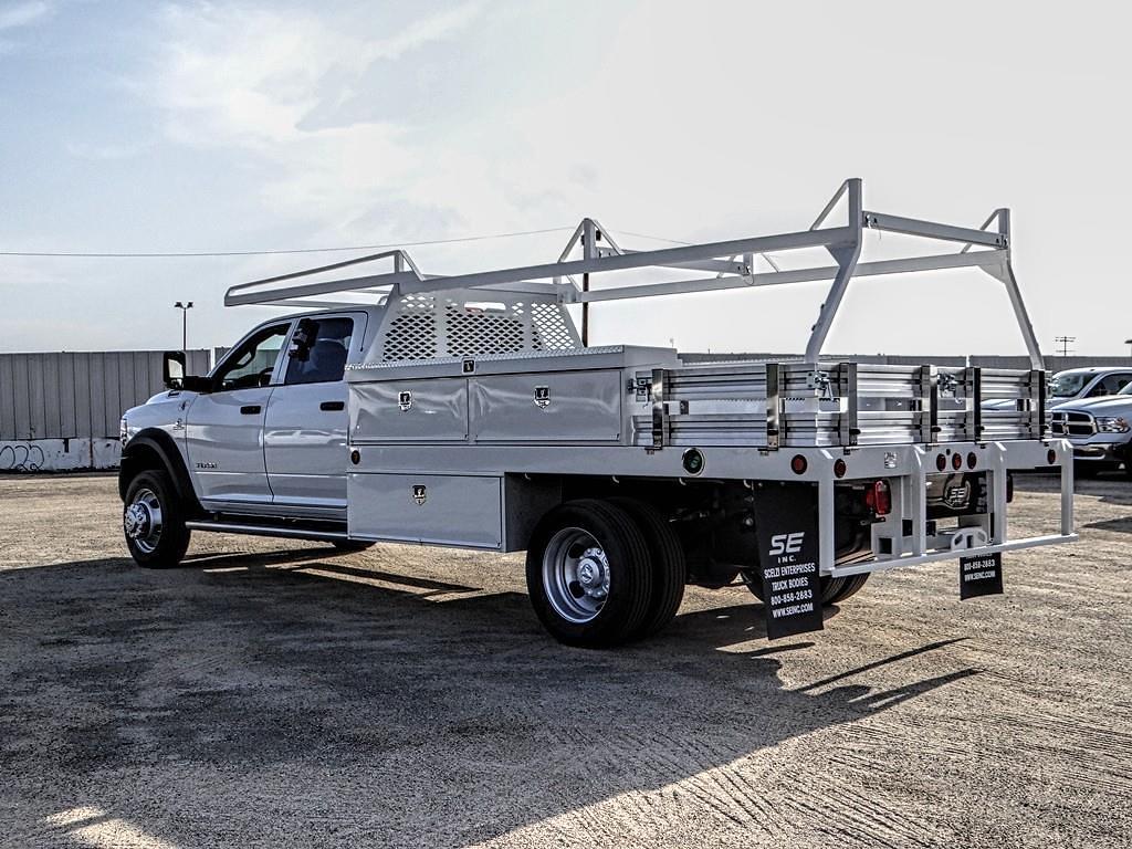 2021 Ram 5500 Crew Cab DRW 4x2, Scelzi Contractor Body #RM211952 - photo 1
