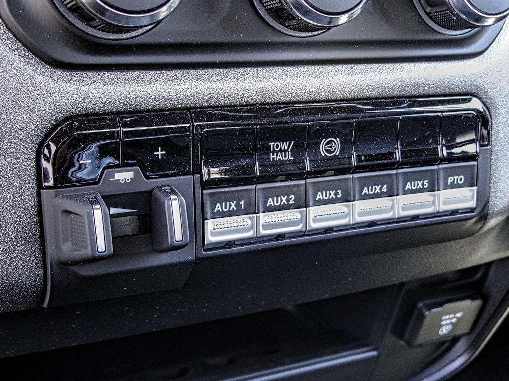 2021 Ram 4500 Regular Cab DRW 4x2, Scelzi SEC Combo Body #RM211957 - photo 10