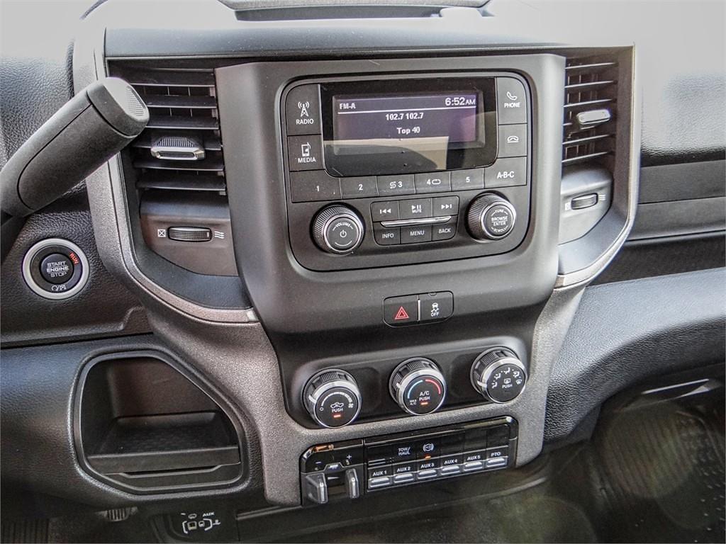 2020 Ram 5500 Regular Cab DRW 4x2, Marathon Aluminum High Cube Cutaway Van #RM212040 - photo 8